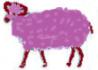 Ovca - purpurna najmanja