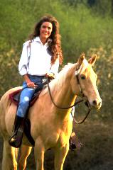 womanonhorse