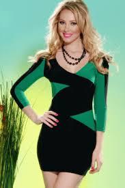 zeleno - crna